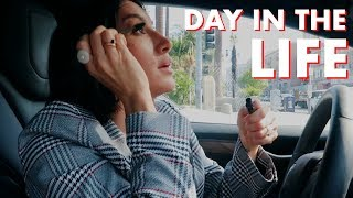 A DAY IN THE LIFE | Office Day in LA | Jen Atkin