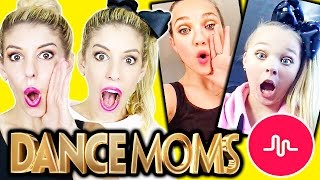 RECREATING DANCE MOM'S MUSICAL.LYS (WARNING: EXTREMELY CRINGY!)