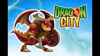 Vũ Liz Dragon City Tập 85 : Rồng Huyền Thoại Ngưu Ma Vương !!