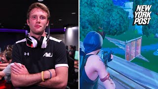 College kid got scholarship to play 'Fortnite' video game | New York Post