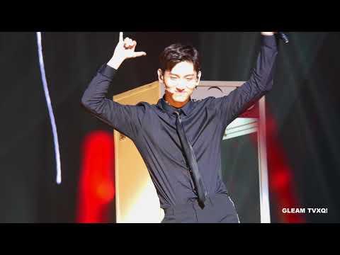 [4K] 171015  걸그룹댄스 최강창민 - 시그널 TVXQ YouR PresenT in Macau