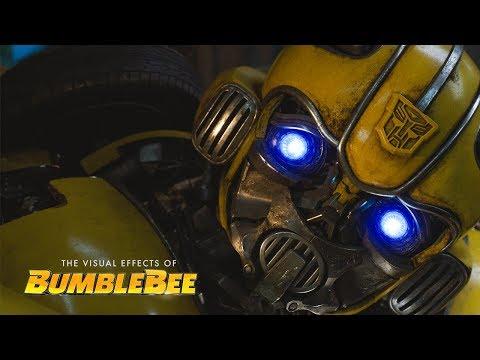 Vizuálne efekty - Bumblebee