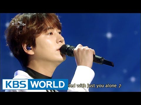 Cho Kyu-hyun - Two People | 규현 - 두 사람 [Yu Huiyeol's Sketchbook / 2017.06.07]