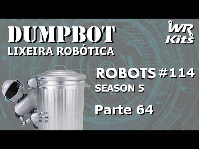 SENSOR FRONTAL SOFTWARE p4 (DumpBot 64/x) | Robots #114