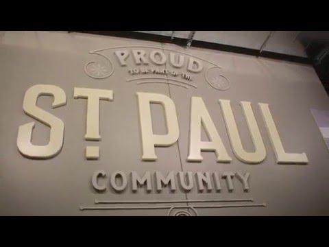 St  Paul grand opening