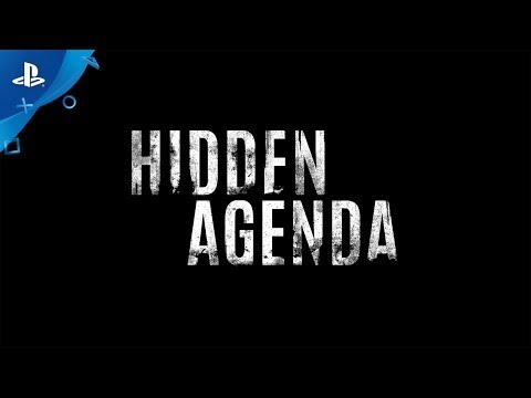 Hidden Agenda Trailer
