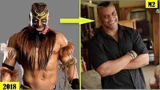 20 WWE Wrestlers With & Without Face Paint in Real Life 2018 [HD]