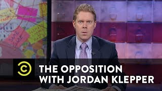 Raging Out to Cable News - The Opposition w/ Jordan Klepper