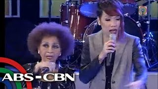 GGV: Pilita, Elizabeth Ramsey perform on 'GGV'