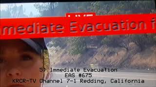 EAS #671-676: Immediate Evacuation/Civil Emergency Message