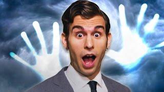 4 STRANGE Paranormal Phenomena! feat. Jack Black