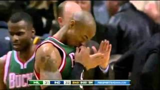 Corey Maggette Bucks Farewell