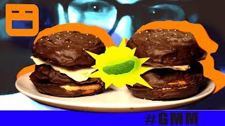 GMM Chocolate Covered Burger Remix (Chill Pickle Mix)| RAFEEO
