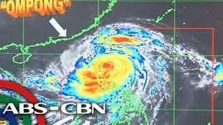 WATCH: PAGASA gives updates on Typhoon Ompong | 15 September 2018