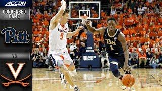 Pittsburgh vs. Virginia  - Condensed Game | ACC Basketball 2018-19