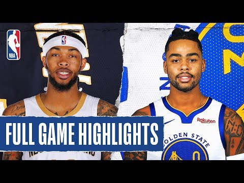 PELICANS at WARRIORS | FULL GAME HIGHLIGHTS | December 20, 2019
