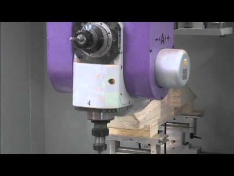 R 05 IDEA150 lavorazione gamba Gloster