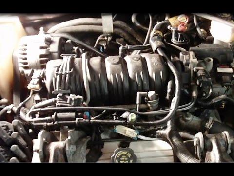 Gm 3 8l 3800 Series Ii Engine Upper And Lower Intake