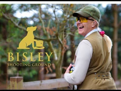 Bisley Shooting Ground - Ladies Clay Shooting