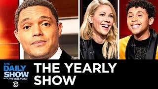 The Daily Show's The Yearly Show 2018: Weird Trump, Things You Forgot Happened & 911 Calls