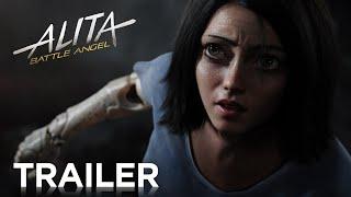 Alita: Battle Angel | Official Trailer | Fox Star India | Coming Soon
