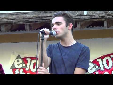 Nathan Sykes - Marvin Gaye (Charlie Puth Cover) -