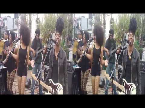 Katdelic Live @ Jane Warner Memorial Plaza (YT3D:Enable=True)