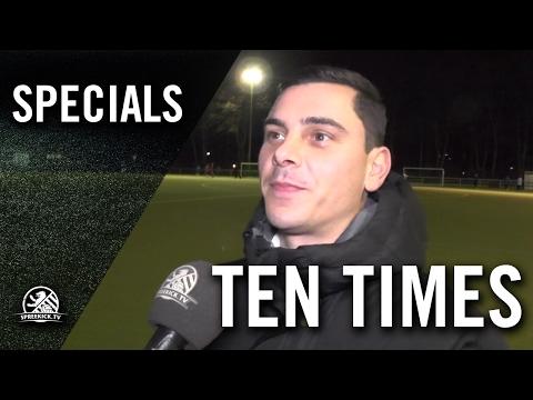 Ten Times mit Robert Rostom (BFC Meteor 06) | SPREEKICK.TV