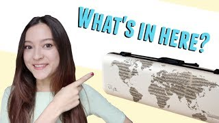 WHAT'S IN MY VIOLIN CASE | Sumina Studer