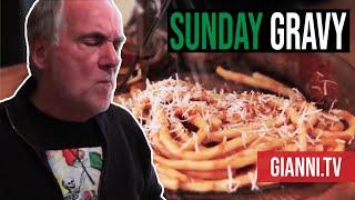 Sunday Gravy, Italian Recipe - Gianni's North Beach