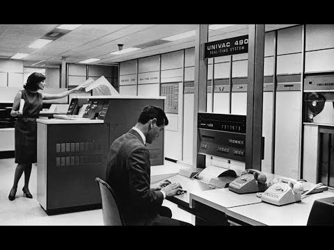 Sperry Rand Univac - Computer Support for the Apollo Space Flight Missions