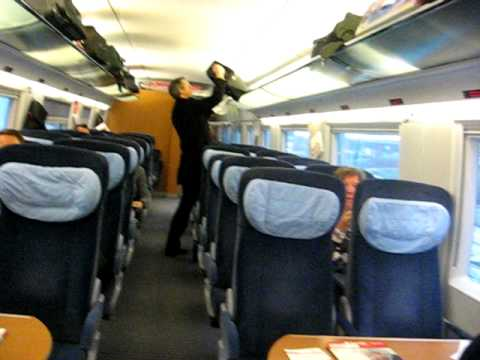 Travel Frankfurt To Prague By Train