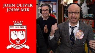 Men in Blazers: John Oliver recaps Liverpool's season so far | NBC Sports