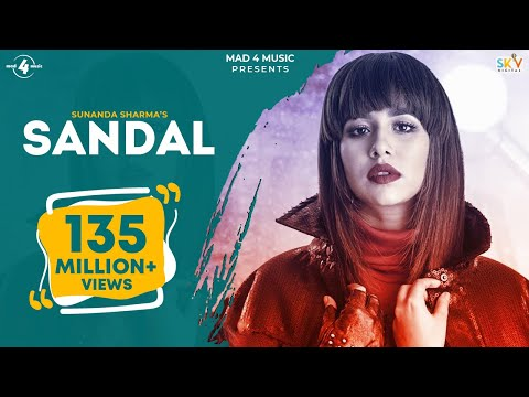 SANDAL (Full Video) SUNANDA SHARMA - Sukh-E - JAANI
