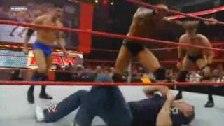 Batista Returns 2009 to help the Mcmahons (HQ)