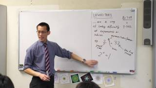 Introduction to Logarithms (1 of 2: Definition)