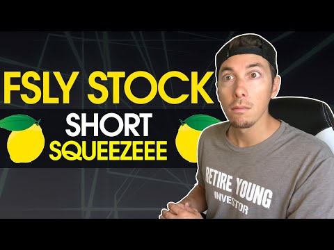 FSLY Stock Will SHORT SQUEEZE HARD