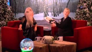 Lady Gaga - The Ellen DeGeneres Show 2011 - Full Version