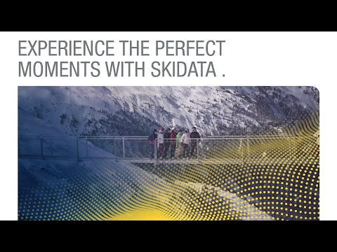Experience the perfect moments with SKIDATA - Access Systems for Ski Resorts