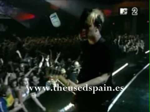 Buried Myself Alive ( Hard Rock ) - The Used
