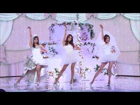 【TVPP】Ga-in(BEG) - Like A Virgin (with Yoona & U-ie), 가인(브아걸) - 라이크 어 버진 @ 2009 KMF