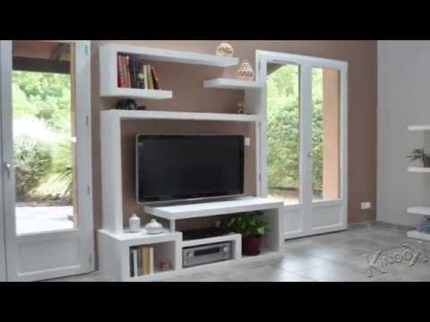 Stunning Decoration Salon Placoplatre Photos Ridgewayng Of ...