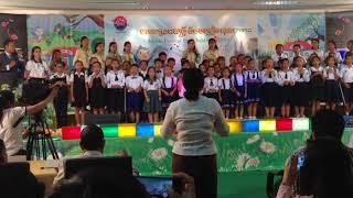 មហោស្រពតន្រី និងចម្រៀងកុមារ ២០១៨ , Music Festival For Children 2018|tvk|ministry of nformation|ទទក