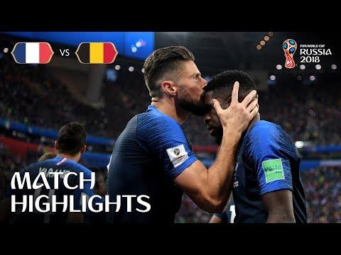 France v Belgium - 1:0