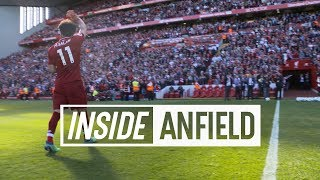 Inside Anfield: Liverpool 4-0 Brighton | Last game of the season