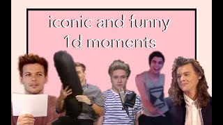 One Direction Iconic and Funny Moments // Longest 1D funny moments video // 2010-2016