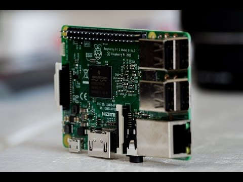 Raspberry Pi 3 Unboxing and Overview