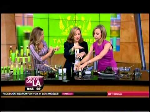 3 DIY Beauty Treatments with Tata Harper™ on Good Day LA