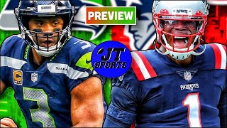 Seattle Seahawks vs New England Patriots Preview & Prediction | NFL Week 2 Predictions