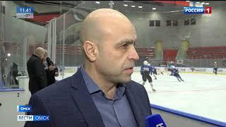 В Омске состоялись первые состязания под эгидой Студенческой хоккейной лиги